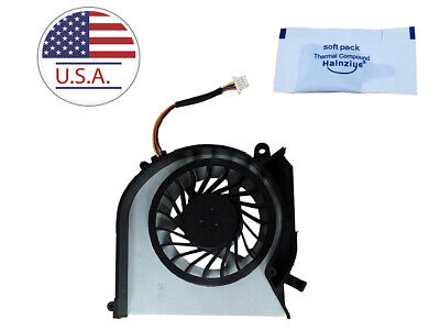 Original New For HP 17-f239ds 17-f138ds 17-f124ds Cpu Fan