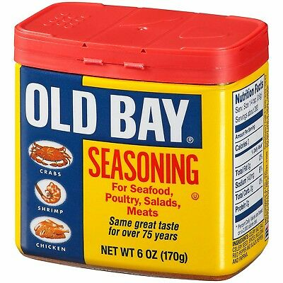 Old Bay Seasoning 6 oz   Fresh from Maryland almost out of stock.
