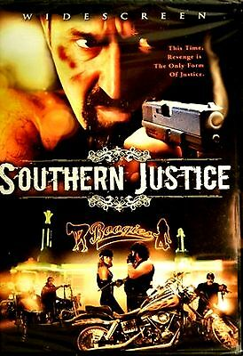 BRAND NEW DVD // SOUTHERN JUSTICE // Michael Childers M.D. Selig Lisa //THRILLER