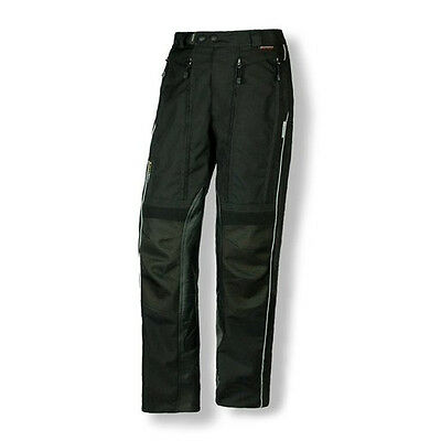 New Mens Olympia Black MotoQuest Motorcycle Pants - FAST & FREE SHIPPING!
