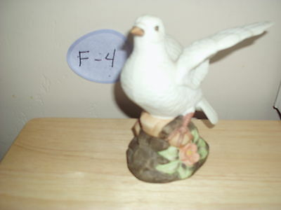 Ceramic Dove Figurine #1225