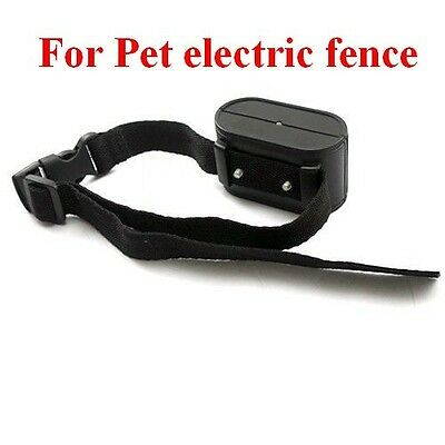 Receiver Only for Dog Pet Underground Pet Fence Electric Shock training collar