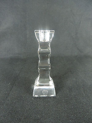 Orrefors Crystal Cruise candlestick