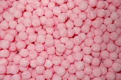 750g Pink Fizzoes Wedding Birthday Candy Buffet Bulk Lollies - FREE POSTAGE