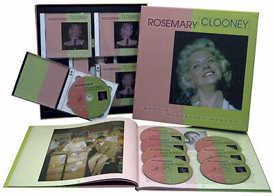 Rosemary Clooney - Many A Wonderful Moment (8-CD) - Pop Vocal