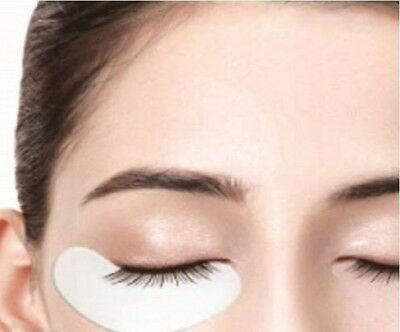 1-50 Pairs Eyelash Extensions Pads Under Eye Lash Gel Lint Free Eye Patches Pad