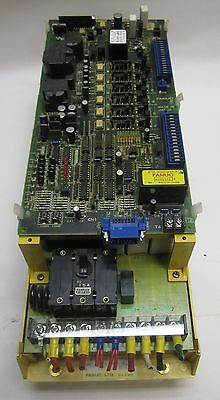 Fanuc Servo Amplifier A06B-6058-H011 with Top Board