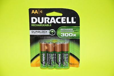 Duracell Rechargeable IonCore 5 year ( 16 ) AAA Batteries ~ 800 mAh 1.2 V NiMH