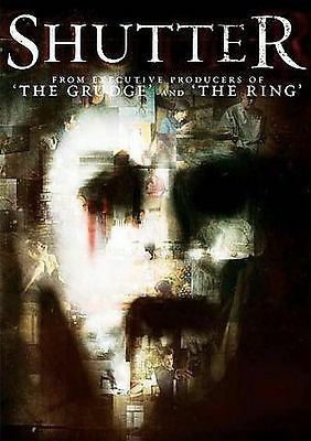 Shutter (DVD, 2009, Rated Edition)