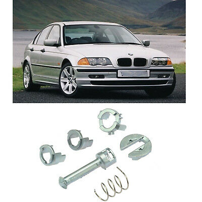 Bmw E46 Door Lock Barrel Repair Kit Front Right Side 4-5 Door  320 323 M3 328 31