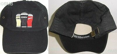 Guinness, Harp, Smithwicks 3 Beers Strong Hat NEW
