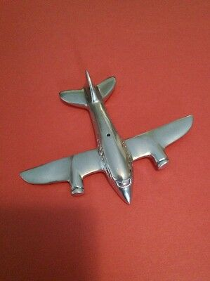 DC3 Airplane Fender ornament, bicycle, motorcycle, minibike