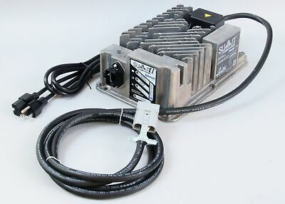 NSS 44-9-1771 Battery Charger 36VDC 20A  SCR SB50 Gray 115VAC 1PH 60HZ
