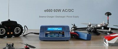 TORNADO RC C-100 AC/DC Balance FAST Charger Li-PO / NIMH  Suitable For HSP RC