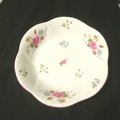 SHELLY DAINTY ROSE AND RED DAISY BOWL 5 INCH