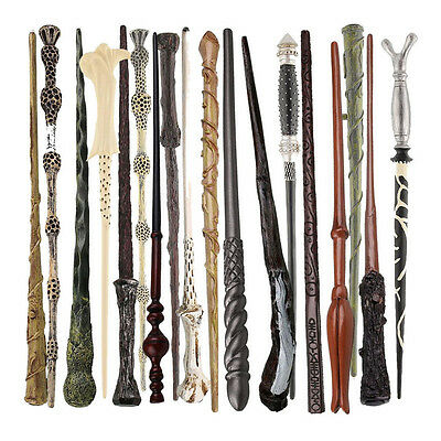 2017 Harry Potter Magical Wand Figure Cosplay Props Hermione Voldemort Toy UK
