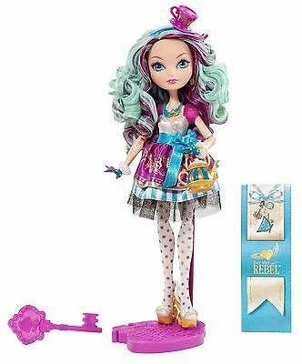 Ever After High Madeline Hatter Doll, Free Shipping, New