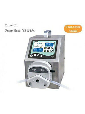 Dispensing Peristaltic Pump 1.7 - 435 ml/min per channel 1 Channel  F1 YZ2515x