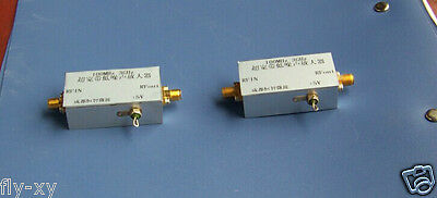 20MHZ to 3GHZ Low-noise amplifier RF Amplifier 30dB
