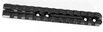 Mossberg 500 / 590 / 835 Picatinny / Weaver Rail Tactical Top Mount for Scope