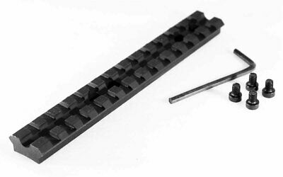 """5.5"""" Tactical Picatinny Weaver Scope Mount Rail 20mm For mossberg 500 590 835"""