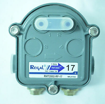 (Lot of 21) Regal 1 GHZ 2 Port 17 Tap with CPB Installed (Brand New) RMT 2002 17