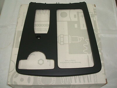 Genuine Mercedes-Benz W204 C-Class Centre Console Cover A20468002079H44 NEW!
