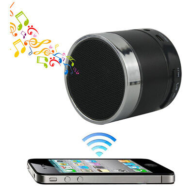 Portable Wireless Super Bass Stereo Bluetooth Speaker FM for iPhone Tablet PC