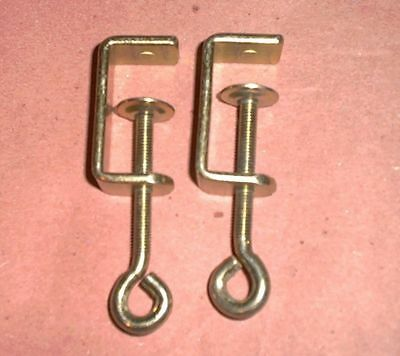 2 New Table Clamps for all Brother/Knitking knitting machine
