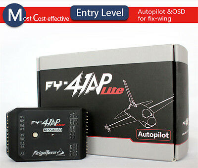 New FEIYU FY 41AP Lite Autopilot AFSS&OSD For Fixed Wing