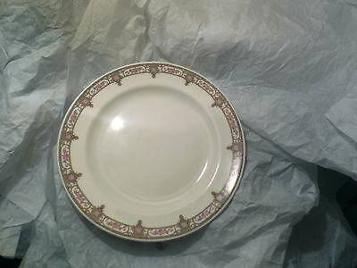 Grindley Normandie plate 8 inches across chip on edge of underside