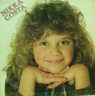 Nikka Costa-Nikka Costa Lp Vinilo 1981 + Insert Spain Good Cover-Good Vinyl
