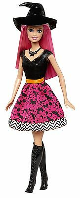 Barbie 2014 Halloween Doll, Free Shipping, New