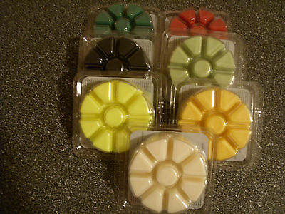 Partylite1box BIG APPLE BY DAY SCENT PLUS AROMA Melts NIB