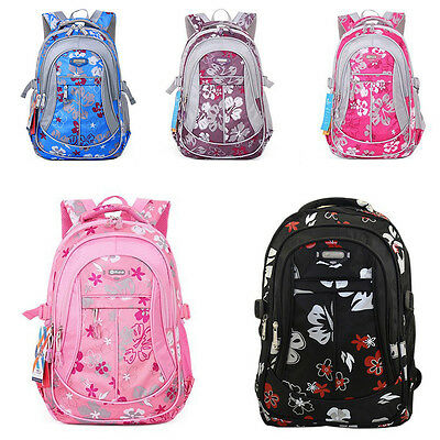 Baby Girl's New Fashion Book Bags Various Pattern School Bag Hot Backpacks FB266