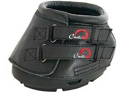 Cavallo Simple Horse Hoof Boots (pair) with FREE Hoof Pick