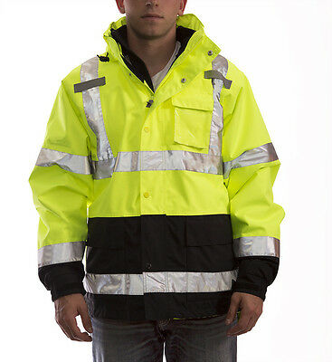 Tingley Icon 3.1 Premium 3-in-1 Insulated Jacket, ANSI/ISEA Class 3, (J24172)