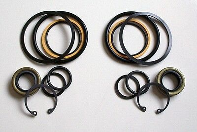 Seal Kit pair for Case Steering Cylinders fits 530CK 580CK & 580B to s/n 8741258