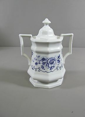 Iroquois CLINTON INN Sugar Bowl with Lid Excellent Condition