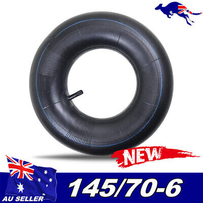 145/70-6 Tire Inner Tube with METAL VALVE ATV Quad GO Kart  Buggy 145X70-6