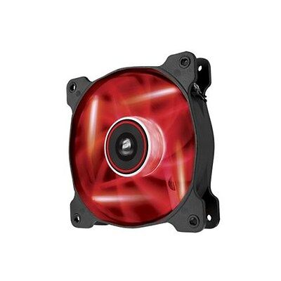 Corsair Air Series SP120 High Static Pressure Fan (120mm) with Red LED (Single