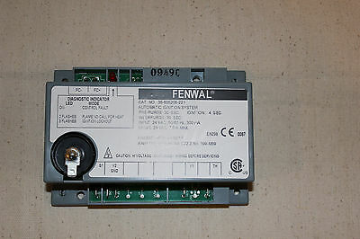 Fenwal Automatic Ignition System Cat# 35-605206-221
