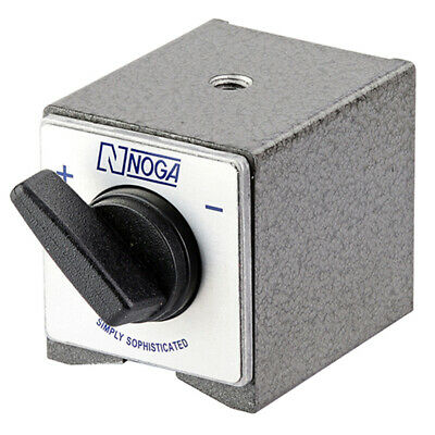 Noga DG0036 Magnetic Holder 176 lb. Holding Power w/ 8mm Thread Dial, Test Ind.