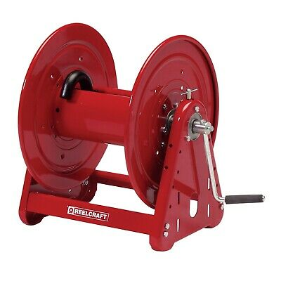 """REELCRAFT CA38112 M  1/2"""" x 200ft. 5000 psi. Pressure Washer Reel without Hose"""