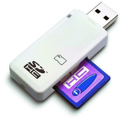 SD Memory Card Reader SDHC SDXC USB 2.0 Camera Adapter