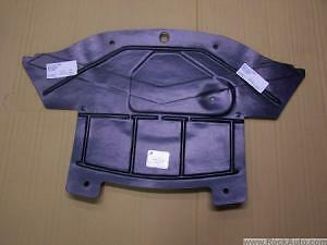 2006-2010 DODGE CHARGER Front Bumper Lower Engine Splash Shield Cover Apron NEW