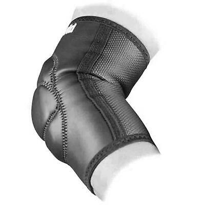 McDavid Classic Logo 649 CL Padded Elbow Sleeve Black-Medium