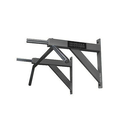 Wall Mounted Chin Up Bar for fitness gym training - 7084