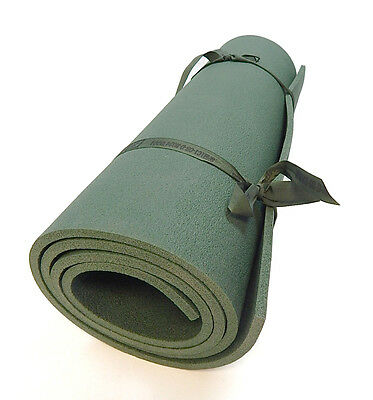 """Military Issue Foam Sleeping Mat/Pad 24x72"""" -New Old Stock"""