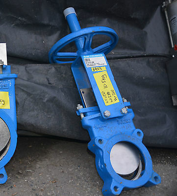 SMC EXT-HITST-100D 100mm DN100 knife gate valve - 6403